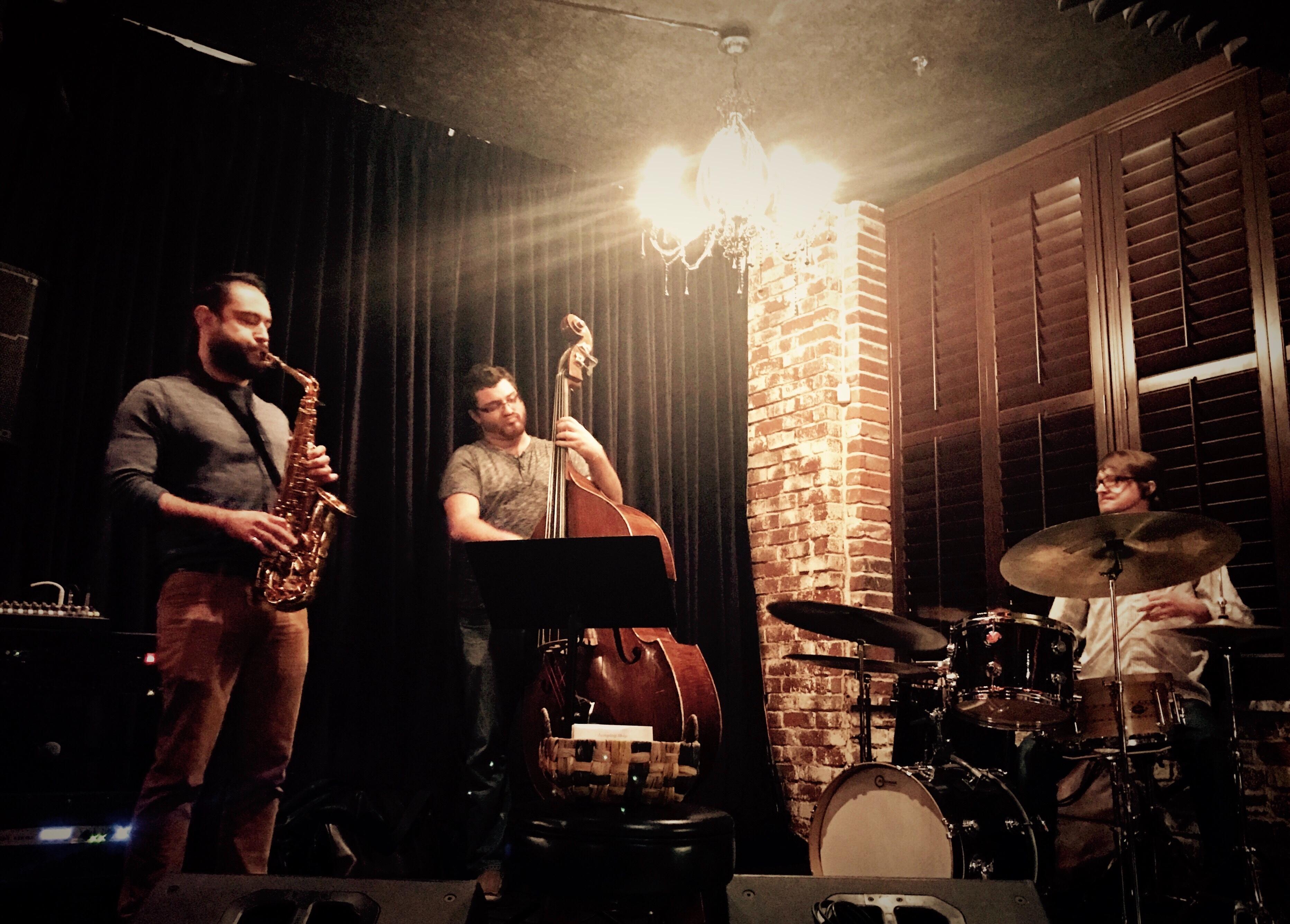 Alex Jenkins Trio 2017