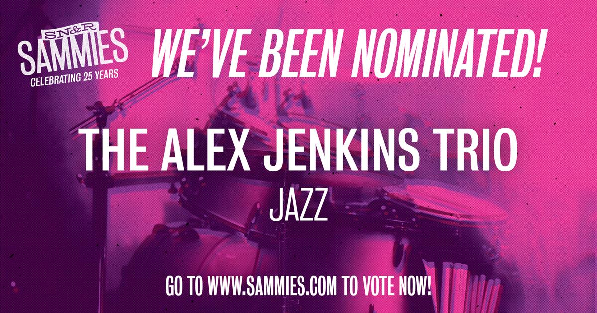 The Alex Jenkins Trio